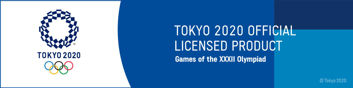 TOKYO 2020 OFFICIAL LICENSED PRODUCT|Game of the XXXII Olympiad